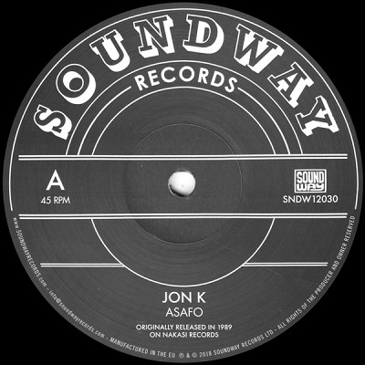 Jon K / Pat Thomas Asafo / Enye woa (extended)