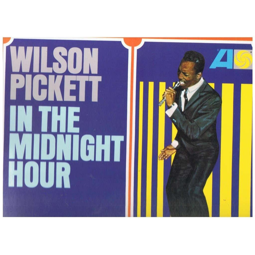 WILSON PICKETT IN THE MIDNIGHT HOUR