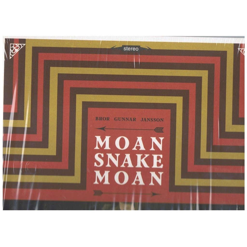 BROR GUNNAR JANSSON MOAN SNAKE MOAN -with original innersleeve-