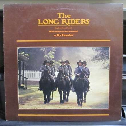 Ry Cooder Long Riders