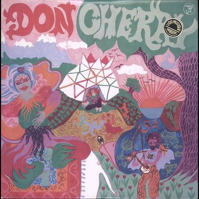 Don Cherry Organic Music Society