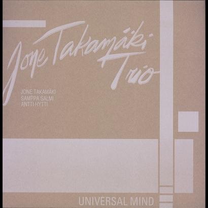 Jone Takamaki Trio Universal Mind