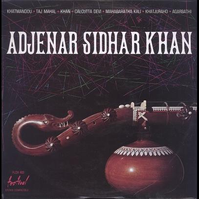 Adjenar Sidhar Khan Musique