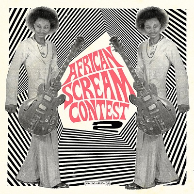 African Scream Contest (Various) vol.2