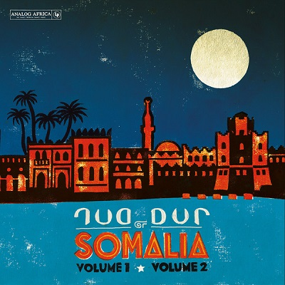 Dur Dur Of Somalia Vol.1 1986 Vol.2 1987