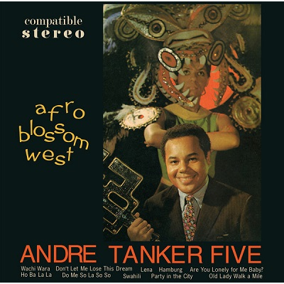 Andre Tanker Five Afro Blossom West