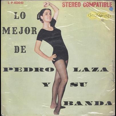 Pedro Laza y su banda lo mejor