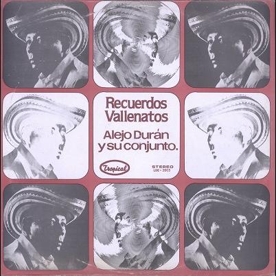 Alejo Duran y su conjunto recuerdos vallenatos