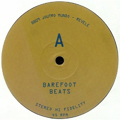 Joutro Mundo / JKriv Barefoot Beats 09