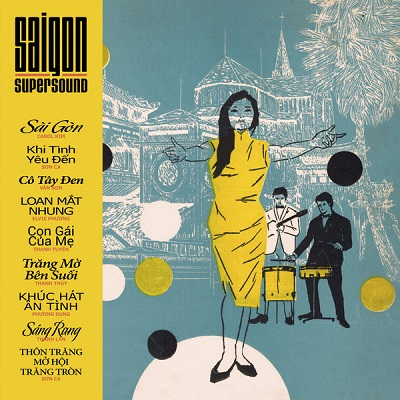 saigon supersound (various) vol.2 1964-75