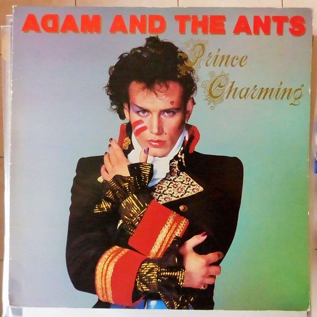 ADAM AND THE ANTS prince charming