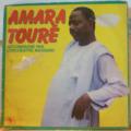 AMARA TOURE & ORCHESTRE MASSAKO - S/T - Afalago - LP