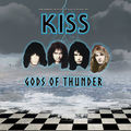 KISS - Gods Of Thunder (lp) Ltd Edit Blue Vinyl -E.U - 33T