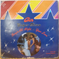 BILL CAMPBELL - Boogie all night / Your love - 12 inch 33 rpm