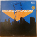 ORQUESTA METROPOLITANA - new horizons - LP
