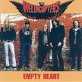 THE HELLACOPTERS - Empty Heart (7) Ltd Edit Red Vinyl & 300 Copies -E.U - 7inch x 1