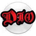 DIO - Holy Diver - Live At 35 (10') Ltd Edit Die Cut Logo & Black Friday -USA - 10 inch