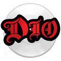 DIO - Holy Diver - Live At 35 (10') Ltd Edit Die Cut Logo & Black Friday -USA - 25 cm