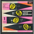 MODERN JAZZ QUARTET - All th things you are - La ronde - Vendome - Rose of the Rio Grande - 45T (EP 4 titres)
