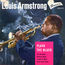 louis armstrong - plays the blues - 45T EP 4 titres