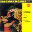 Les Chakachas - La pachanga - 45T EP 4 titres