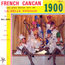 wal-berg et son grand orchestre - French Cancan - 45T EP 4 titres