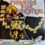 YORUBA SINGERS - Fighting For Survival - LP