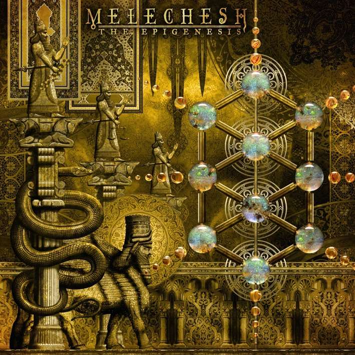 MELECHESH The Epigenesis. Black Vinyl