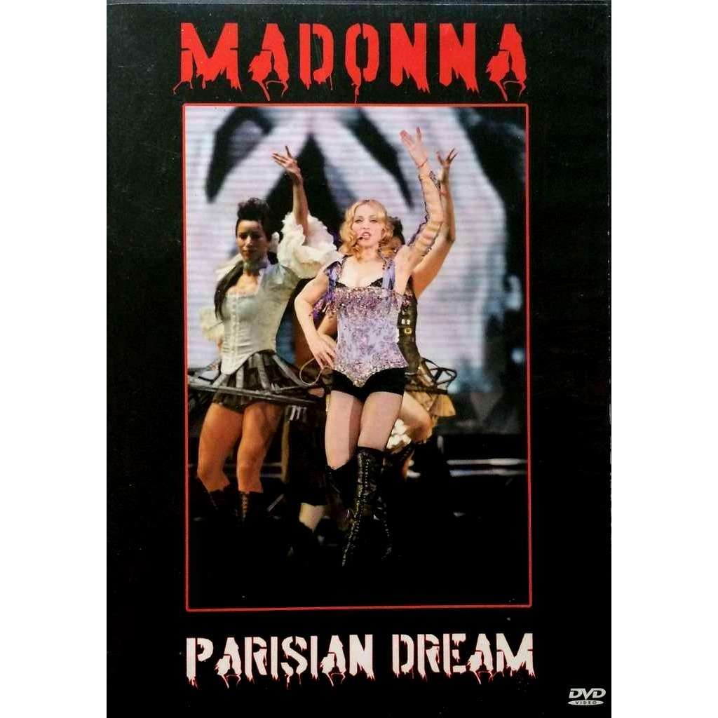 MADONNA - PARISIAN DREAM (BERCY, PARIS, FRANCE, SEPTEMBER, 01, 2004)