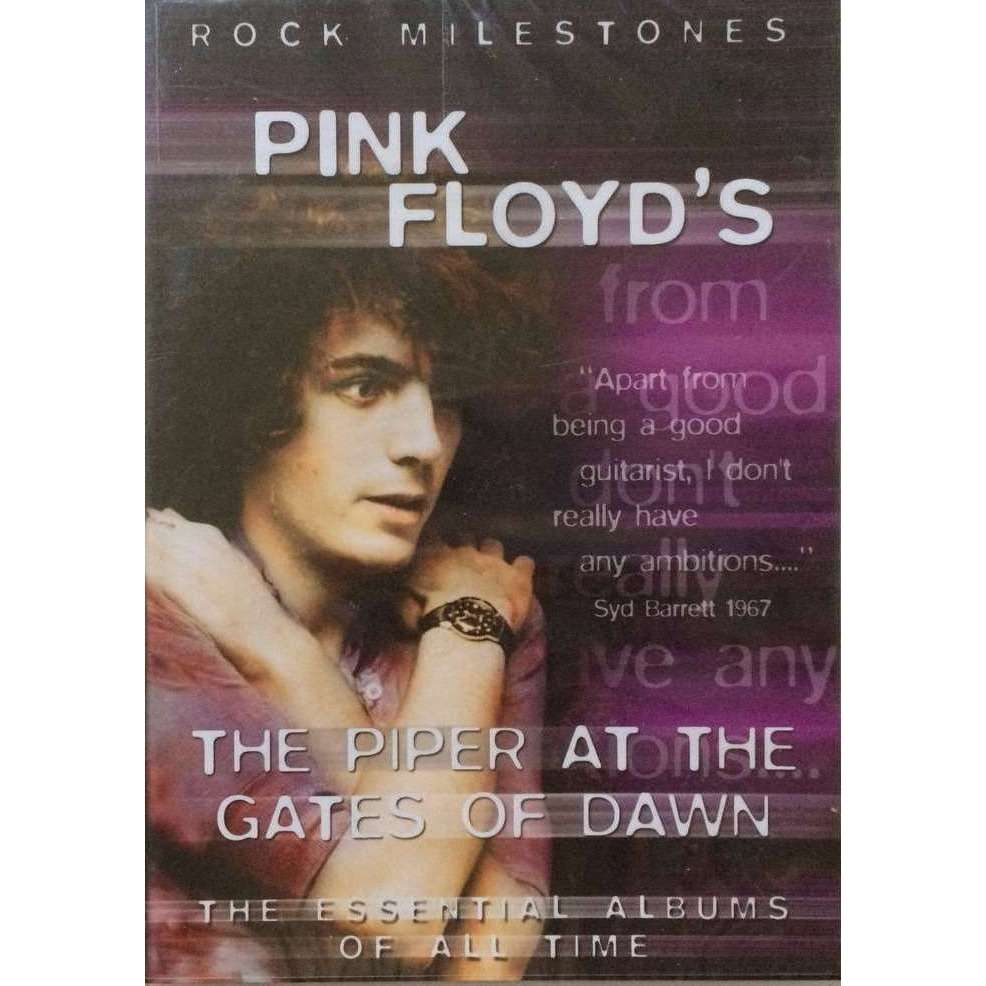 PINK FLOYD - THE PIPER AT THE GATES OF DAWN (SEALED EURO PRESSING 1 DVD)