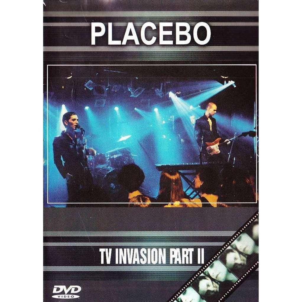 PLACEBO - TV INVASION PART II (eurockeennes, belfort, france, july, 10, 1999 + soundfondation, germany '99)