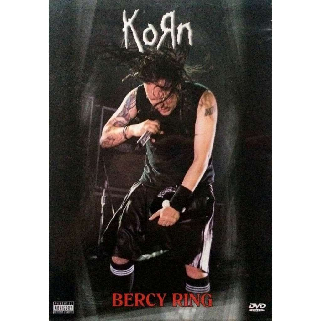 KORN - BERCY RING (BERCY, PARIS, FRANCE, JUNE, 14, 2004 + ROCK AM RING, NURBURGRING, GERMANY, JUNE, 04, 2004)