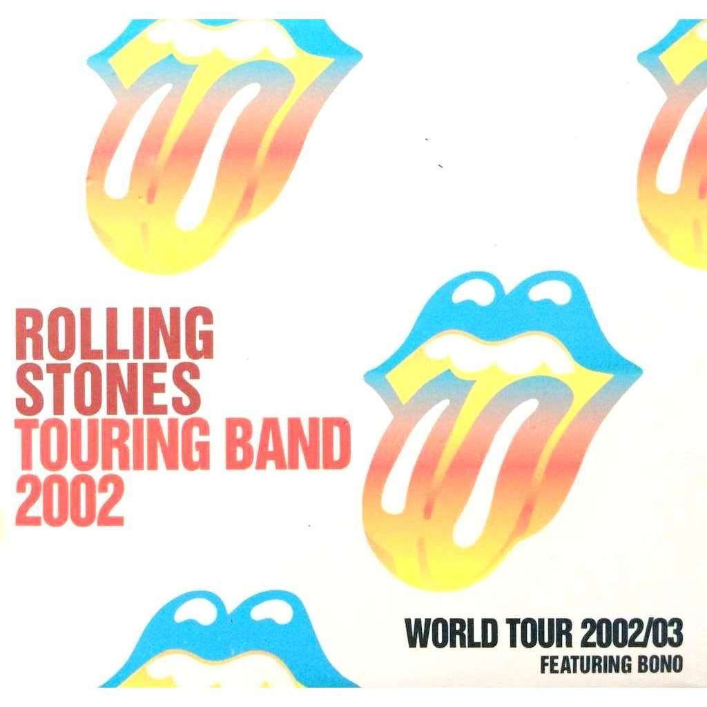 ROLLING STONES - TOURING BAND 2002 (ARAGON THEATRE, CHICAGO, ILLINOIS, SEPTEMBER, 16, 2002)
