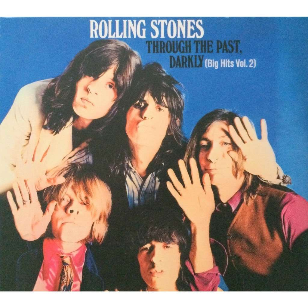 ROLLING STONES - THROUGH THE PAST DARKLY (BIG HITS (EURO PRESSING 1 SACD + CERTIFICATE OF AUTHENTICITY)
