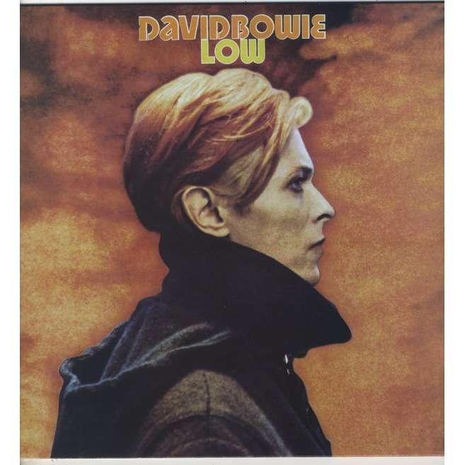 David Bowie Low (lp) Ltd Edit Colour Vinyl -E.U