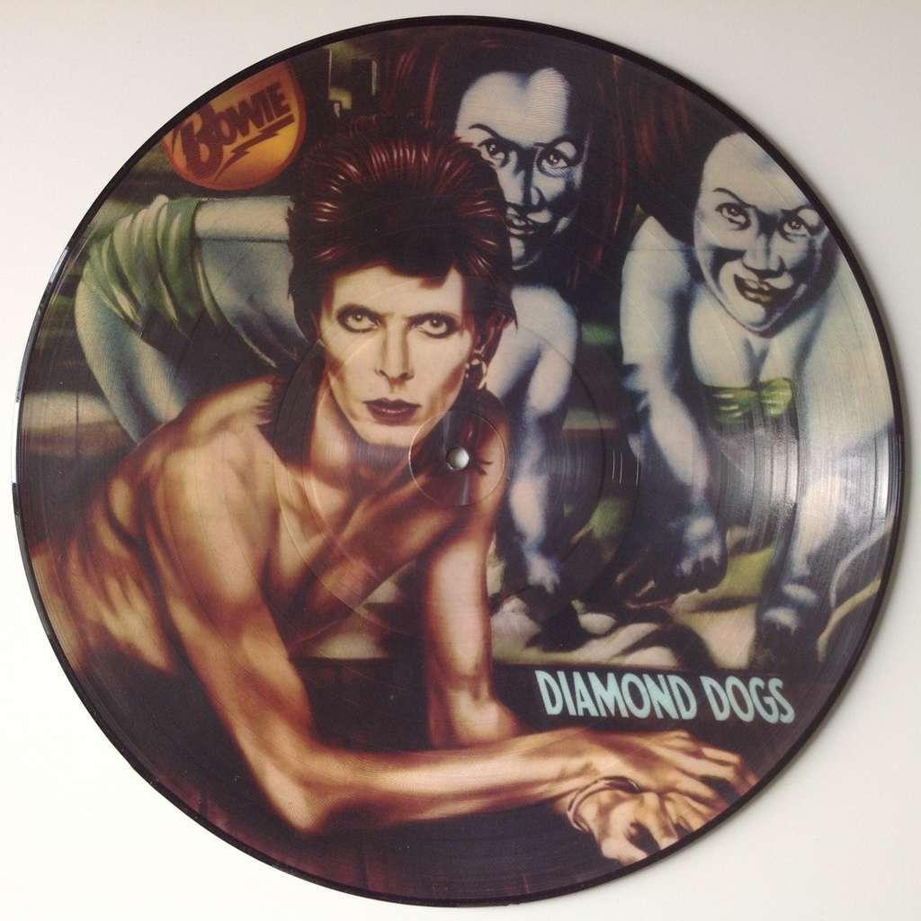 David Bowie Diamond Dogs (lp) Ltd Edit Picture Disc -E.U