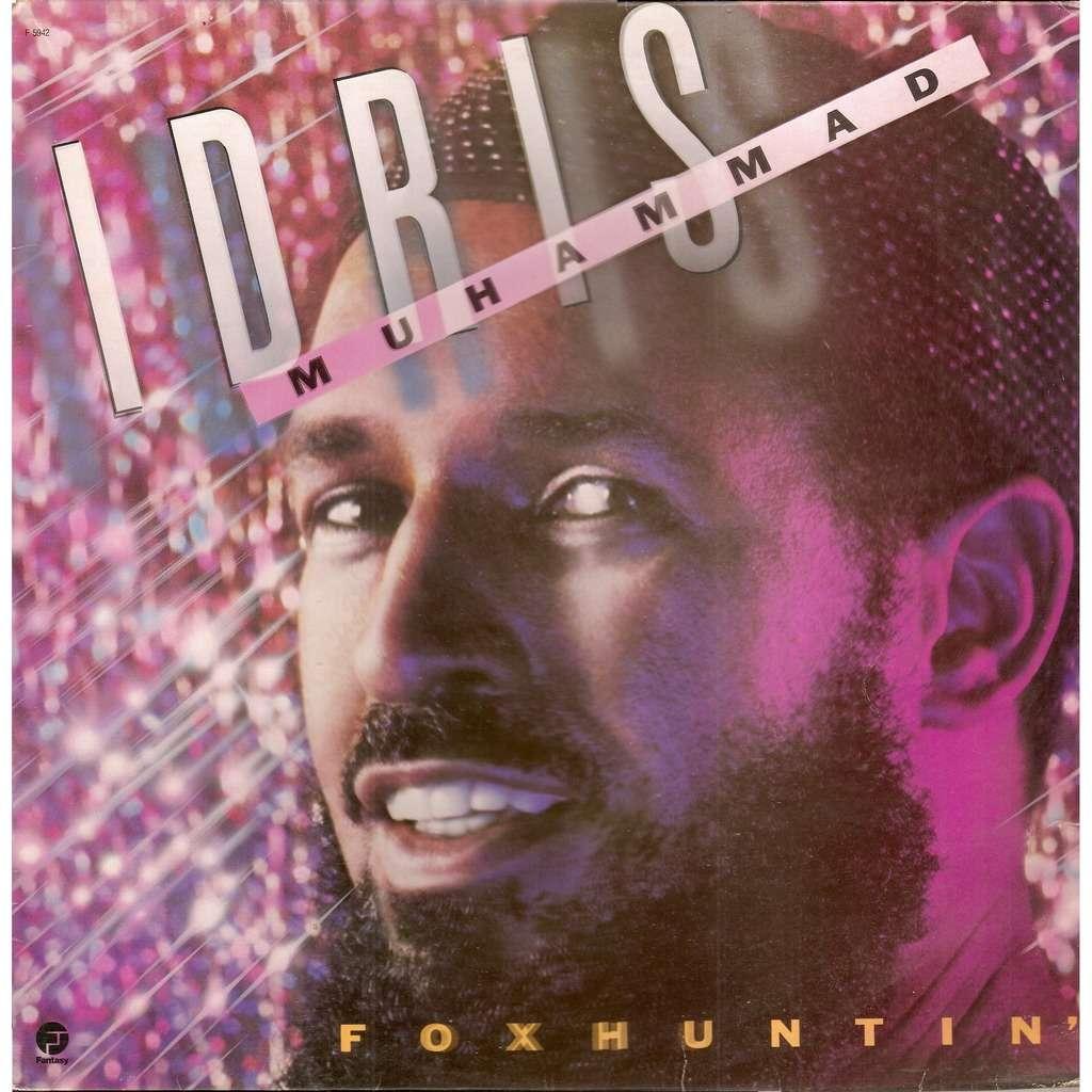 Idris MUHAMMAD Foxhuntin