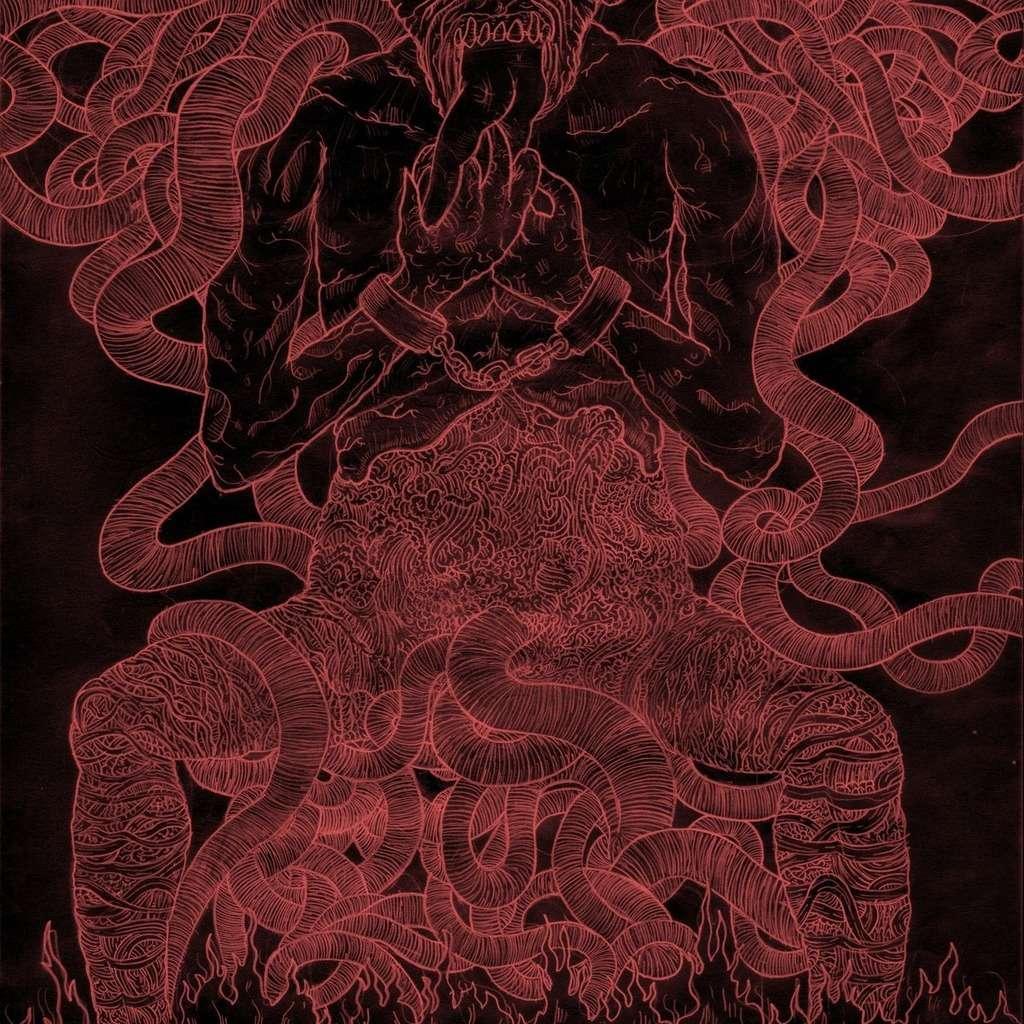 SKAPHE Skaphe². Red Marble Vinyl