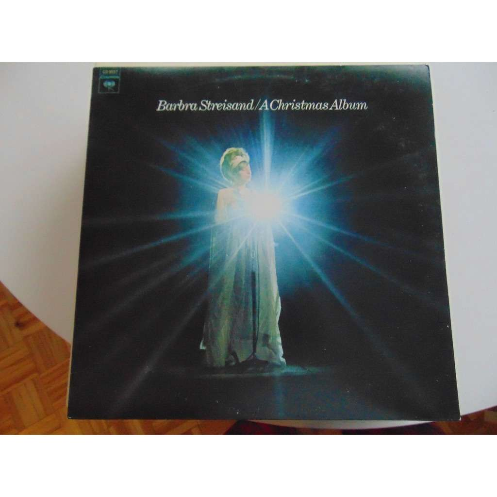 barbra streisand A christmas album