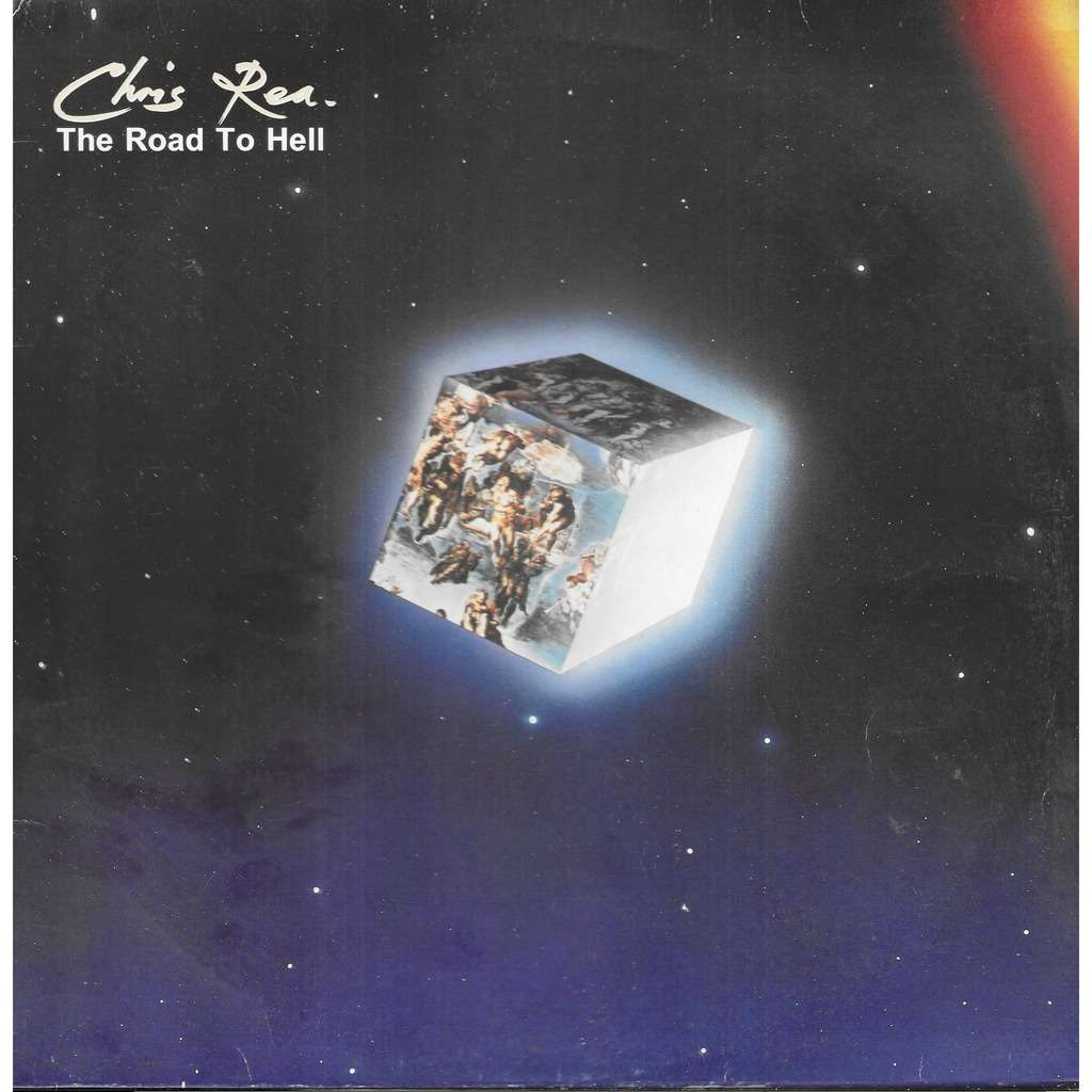 The Road To Hell By Chris Rea Lp With Alainl16 Ref