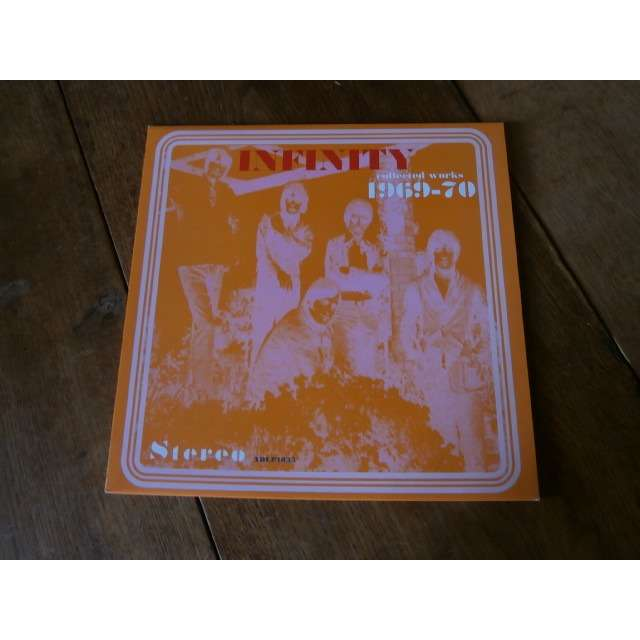 infinity collected works 1969-1970