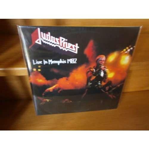 JUDAS PRIEST Live in Memphis 1982