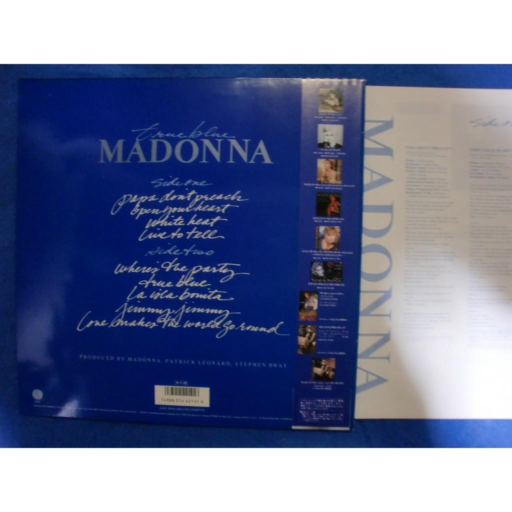 madanna true blue