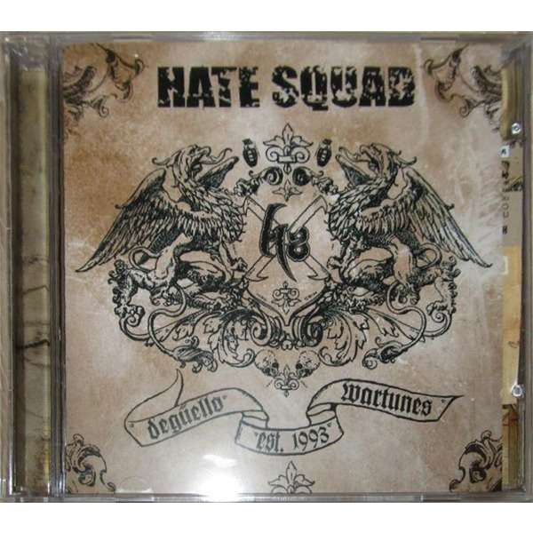 Hate Squad Degüello Wartunes