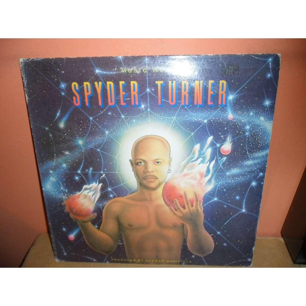 SPYDER TURNER Music Web