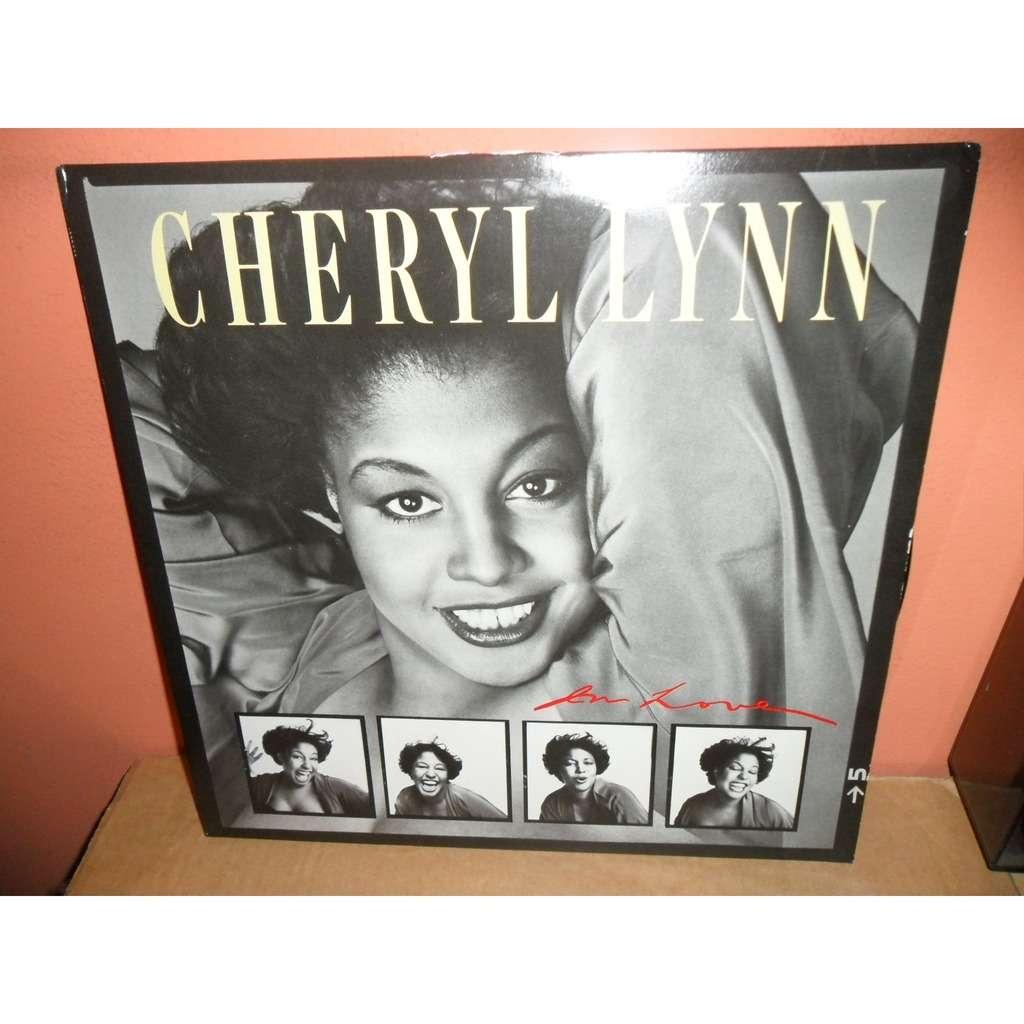 CHERYL LYNN In Love