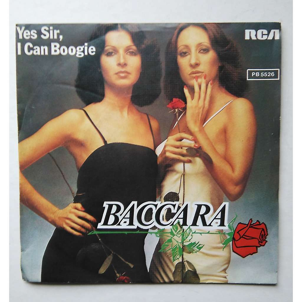 baccara Yes sir i can boogie - cara mia