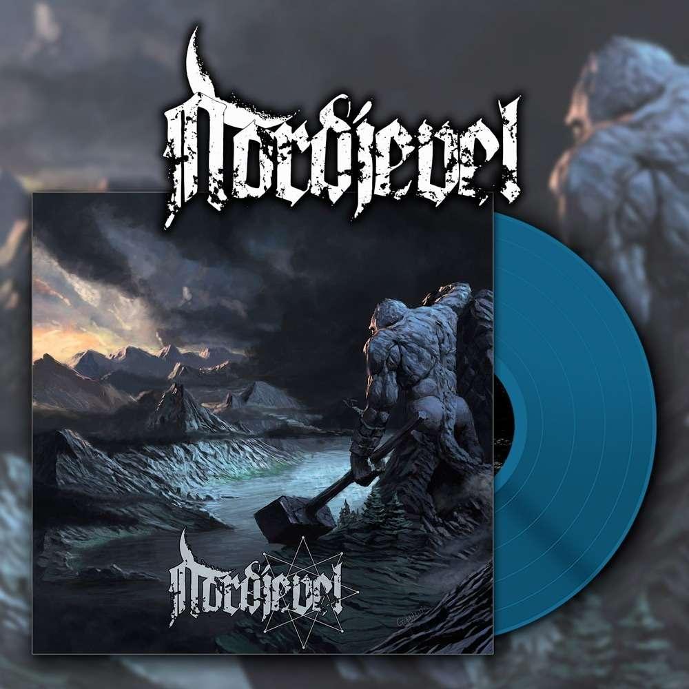 NORDJEVEL Nordjevel. Blue Vinyl
