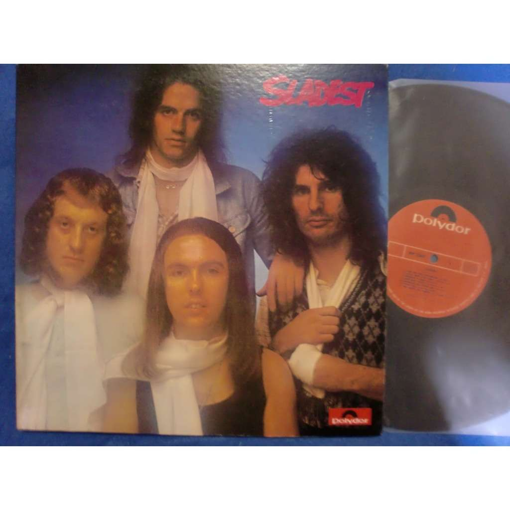 slade sladest ( booklet cover )