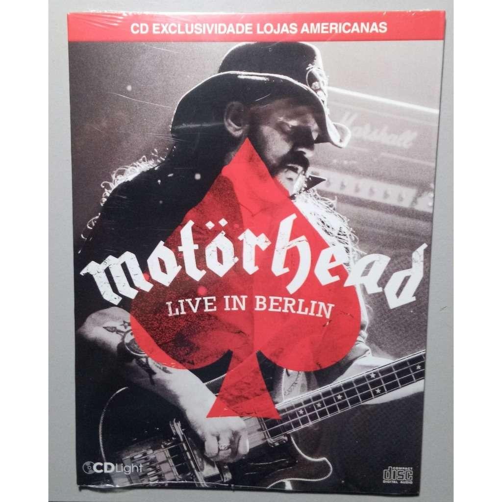 motorhead Live In Berlin (Brazil release 2016)